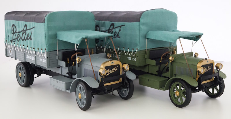 camions us 1914 1918