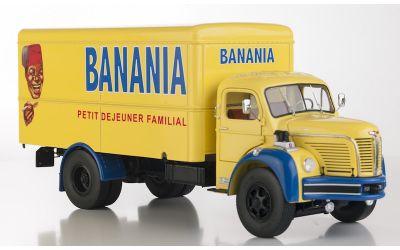 BERLIET GLR 8 R fourgon BANANIA