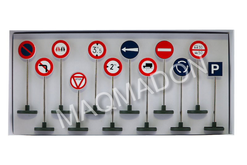 panneaux signalisation