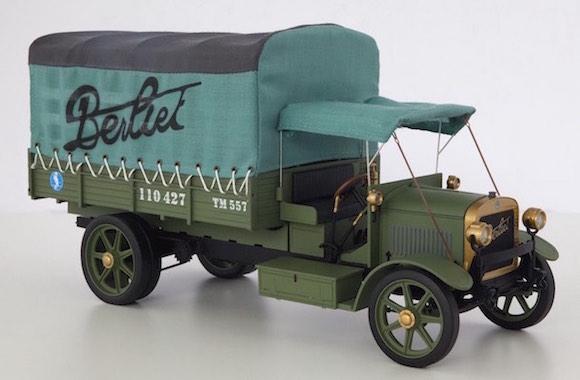 BERLIET CBA 1916